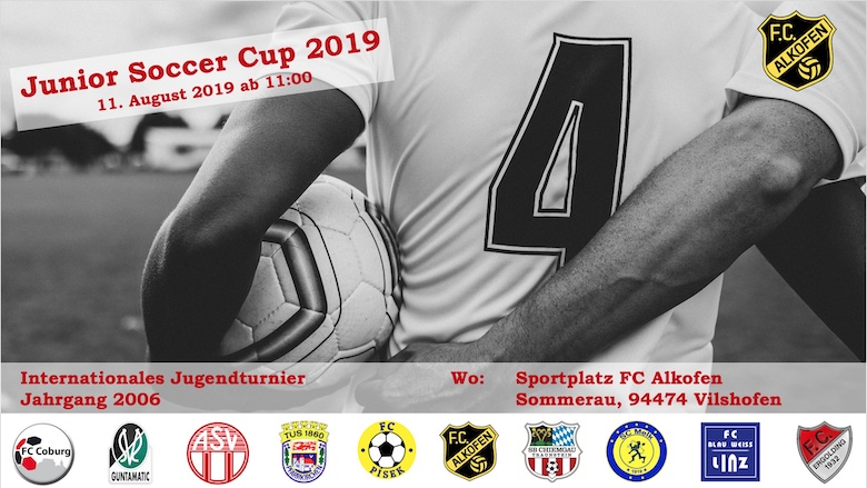 Flyer Junior Soccer Cup 2019 small